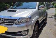 Cần bán xe Toyota Fortuner đời 2016, màu bạc giá 840 triệu tại Tây Ninh