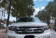 Bán Ford Everest Trend 2.2L 4x2 AT sản xuất 2017, màu trắng, nhập khẩu  giá 930 triệu tại Bình Dương