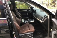 Bán xe Audi Q5 2.0 AT đời 2017, màu đen, nhập khẩu chính chủ ít đi giá 2 tỷ 158 tr tại Hà Nội