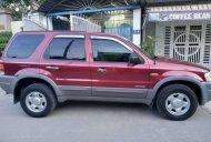 Bán Ford Escape XLT đời 2004, màu đỏ số sàn giá 213 triệu tại Tp.HCM