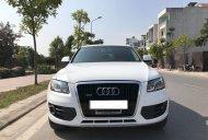 Bán Audi Q5 3.2 Quattro xuất Mỹ màu trắng, model 2010. Biển Hà Nội giá 888 triệu tại Hà Nội