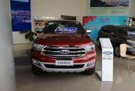 Cần bán Ford Everest Titanium đời 2019, màu đỏ, nhập khẩu Thái Lan giá 1 tỷ 399 tr tại Kiên Giang