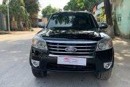Cần bán Ford Everest 2.5AT 2010, màu đen giá cạnh tranh giá 430 triệu tại Thanh Hóa