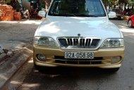 Xe Ssangyong Musso đời 2003, màu trắng kem giá 155 triệu tại Quảng Nam