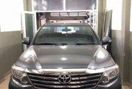 Bán Toyota Fortuner đời 2012, màu xám, nhập khẩu số sàn giá 720 triệu tại Cần Thơ
