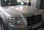Cần bán xe cũ Ford Everest sản xuất 2008, màu bạc giá 380 triệu tại Ninh Thuận