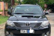 Bán xe Toyota Fortuner 2014, màu đen, chính chủ  giá 718 triệu tại TT - Huế
