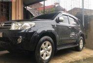 Bán Toyota Fortuner 2011, màu đen   giá 545 triệu tại Lạng Sơn