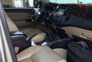 Cần bán lại xe Toyota Fortuner 2.5G sản xuất 2015, màu bạc   giá 810 triệu tại Long An