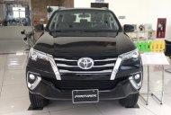 Toyota Fortuner G đời 2019, màu đen mới 100% giá 1 tỷ 25 tr tại Bắc Giang