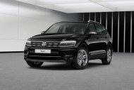 Bán Volkswagen Tiguan allspace năm 2019, màu đen, nhập khẩu giá 1 tỷ 849 tr tại Hà Nội