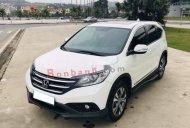 Bán Honda CR V năm 2014, màu trắng, số tự động  giá 730 triệu tại Quảng Ninh