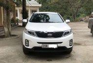 Bán Kia Sorento sản xuất năm 2016, màu trắng, xe gia đình   giá 780 triệu tại Thái Nguyên