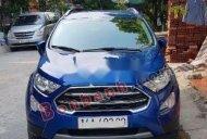Bán Ford EcoSport đời 2019, màu xanh lam, chính chủ  giá 660 triệu tại Quảng Ninh