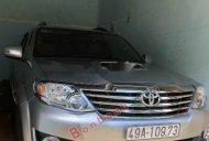 Bán Toyota Fortuner năm sản xuất 2015, màu bạc giá 890 triệu tại Lâm Đồng