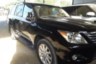 Cần bán Lexus LX 570 đời 2011, màu đen, nhập khẩu nguyên chiếc giá 2 tỷ 998 tr tại Hà Nội