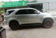 Gia đình bán Toyota Fortuner năm 2015, màu bạc  giá 720 triệu tại Phú Thọ