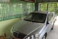 Bán Ssangyong Kyron 2.0Xdi AT 4WD đời 2008, màu bạc, nhập khẩu nguyên chiếc   giá 320 triệu tại Thái Bình