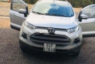 Cần bán lại Ford EcoSport đời 2015, màu bạc, giá cạnh tranh giá 445 triệu tại Bình Định