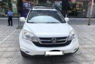 Cần bán Honda CR V sản xuất năm 2009, màu trắng, nhập khẩu nguyên chiếc giá 465 triệu tại Hà Nội