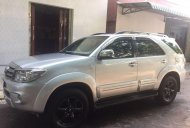Cần bán gấp Toyota Fortuner MT năm sản xuất 2010, màu bạc giá 560 triệu tại Bình Định