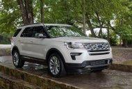 Bán xe Ford Explorer năm sản xuất 2019, màu trắng giá 2 tỷ 168 tr tại Hà Nội