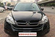 Bán xe Honda CR V 2.4 AT đời 2011, màu đen giá 575 triệu tại Hà Nội