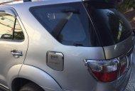 Bán Toyota Fortuner 2.7V 4x4 AT đời 2012, màu bạc số tự động giá 670 triệu tại Khánh Hòa