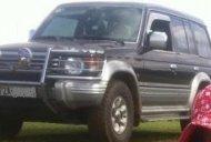 Cần bán Mitsubishi Pajero 3.0 sản xuất năm 1998, màu xám, nhập khẩu, giá tốt giá 220 triệu tại BR-Vũng Tàu
