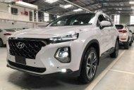 Cần bán xe Hyundai Santa Fe 2.4L HTRAC sản xuất năm 2019, màu trắng giá 1 tỷ 185 tr tại Hải Phòng