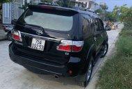 Chính chủ bán xe Toyota Fortuner sản xuất năm 2010, màu đen giá 490 triệu tại TT - Huế