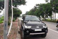 Cần bán gấp Mitsubishi Pajero Sport sản xuất 2011, màu đen  giá 595 triệu tại Hà Nội