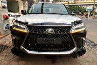 Bán xe Lexus LX 570S Super Sport 2019, màu đen, giao ngay, giá tốt, LH Ms Hương: 094.539.2468 giá 9 tỷ 90 tr tại Hà Nội