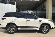 Gia đình bán xe Toyota Fortuner đời 2017, màu trắng, nhập khẩu giá 1 tỷ 100 tr tại Tây Ninh