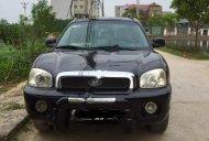 Bán Hyundai Santa Fe năm sản xuất 2007, màu đen, nhập khẩu  giá 330 triệu tại Hà Nội