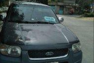 Cần bán lại Ford Escape sản xuất 2002, màu xám, giá tốt giá 140 triệu tại Tp.HCM