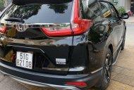 Cần bán gấp Honda CR V sản xuất 2018, màu xanh rêu bản cao cấp L giá 1 tỷ 60 tr tại Tp.HCM