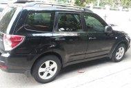 Cần bán Subaru Forester năm sản xuất 2010, màu đen, nhập khẩu  giá 650 triệu tại Tp.HCM