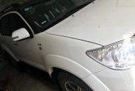 Bán Toyota Fortuner đời 2010, màu trắng, chính chủ giá 550 triệu tại Quảng Bình