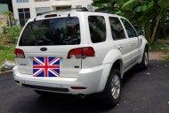 Cần bán gấp Ford Escape đời 2011, màu trắng xe gia đình giá 430 triệu tại Tp.HCM