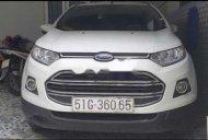 Bán xe Ford EcoSport đời 2017, màu trắng chính chủ giá 520 triệu tại Tp.HCM