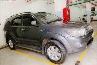 Cần bán gấp Toyota Fortuner 2.7V 4x4 AT sản xuất 2010, màu xám giá 465 triệu tại Tp.HCM