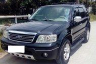 Bán Ford Escape 2.3 đời 2005, màu đen, số tự động giá 235 triệu tại Tp.HCM