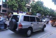 Bán lại xe Mitsubishi Pajero năm 2005, màu bạc giá 295 triệu tại Hà Nội