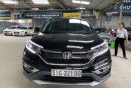 Bán ô tô Honda CR V 2.4 TG sản xuất năm 2016, màu đen giá 906 triệu tại Hà Nội