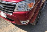 Bán ô tô Ford Everest 4X2 AT năm sản xuất 2011, màu đỏ xe gia đình, giá 490tr giá 490 triệu tại Tp.HCM