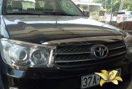 Cần bán lại xe Toyota Fortuner đời 2010, màu đen đẹp như mới giá 580 triệu tại Nghệ An