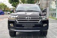 Cần bán Toyota Land Cruiser VXR 4.6 SX 2018, màu đen, nhập khẩu Trung Đông mới 100% giá 6 tỷ 680 tr tại Hà Nội