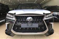 Bán Lexus LX 570 sản xuất 2020, màu đen, nhập khẩu giá 9 tỷ 50 tr tại Hà Nội