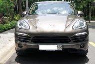 Bán Porsche Cayenne đời 2012, màu nâu, nhập khẩu nguyên chiếc giá 2 tỷ 100 tr tại Hà Nội